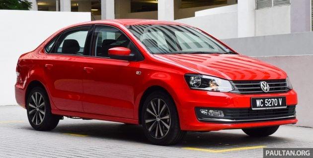 2016 Volkswagen Vento 1.2 TSI Highline ext 2