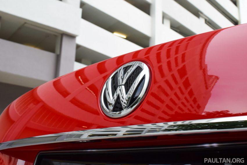 DRIVEN: 2016 Volkswagen Vento 1.2 TSI Highline Image #511610