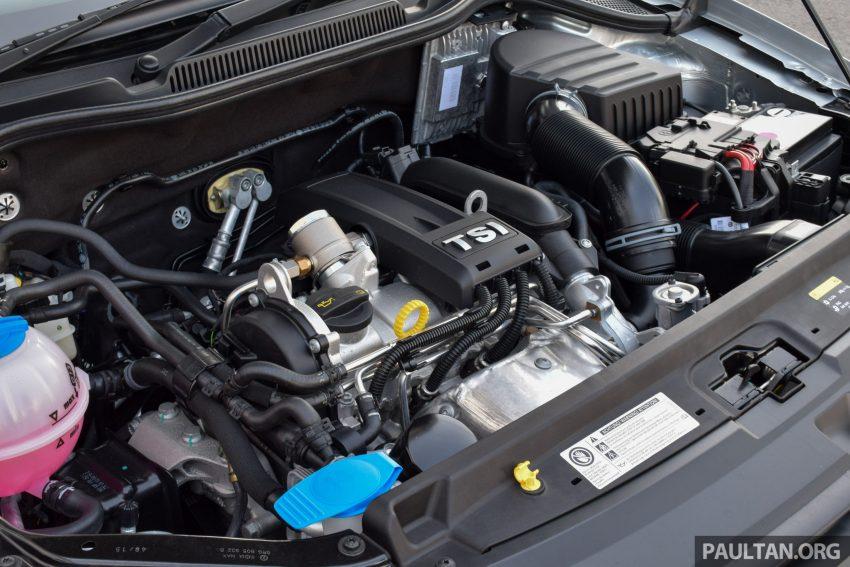 DRIVEN: 2016 Volkswagen Vento 1.2 TSI Highline Image #511613