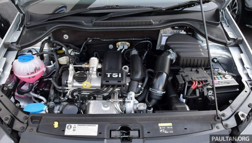 DRIVEN: 2016 Volkswagen Vento 1.2 TSI Highline Image #511614