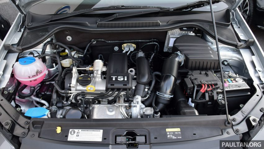 PANDU UJI: Volkswagen Vento 1.2 TSI Highline Image #512496