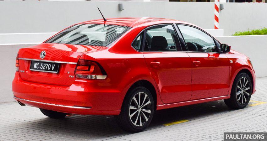 DRIVEN: 2016 Volkswagen Vento 1.2 TSI Highline Image #511590