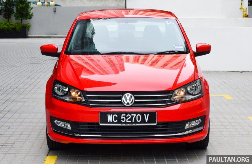 DRIVEN: 2016 Volkswagen Vento 1.2 TSI Highline Image #511593