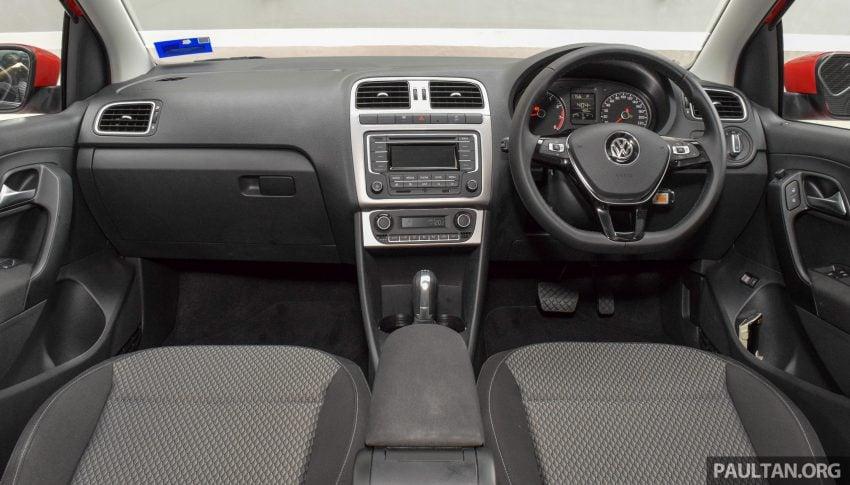 DRIVEN: 2016 Volkswagen Vento 1.2 TSI Highline Image #511616