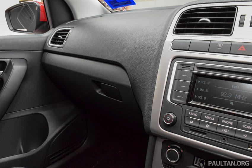 DRIVEN: 2016 Volkswagen Vento 1.2 TSI Highline Image #511625