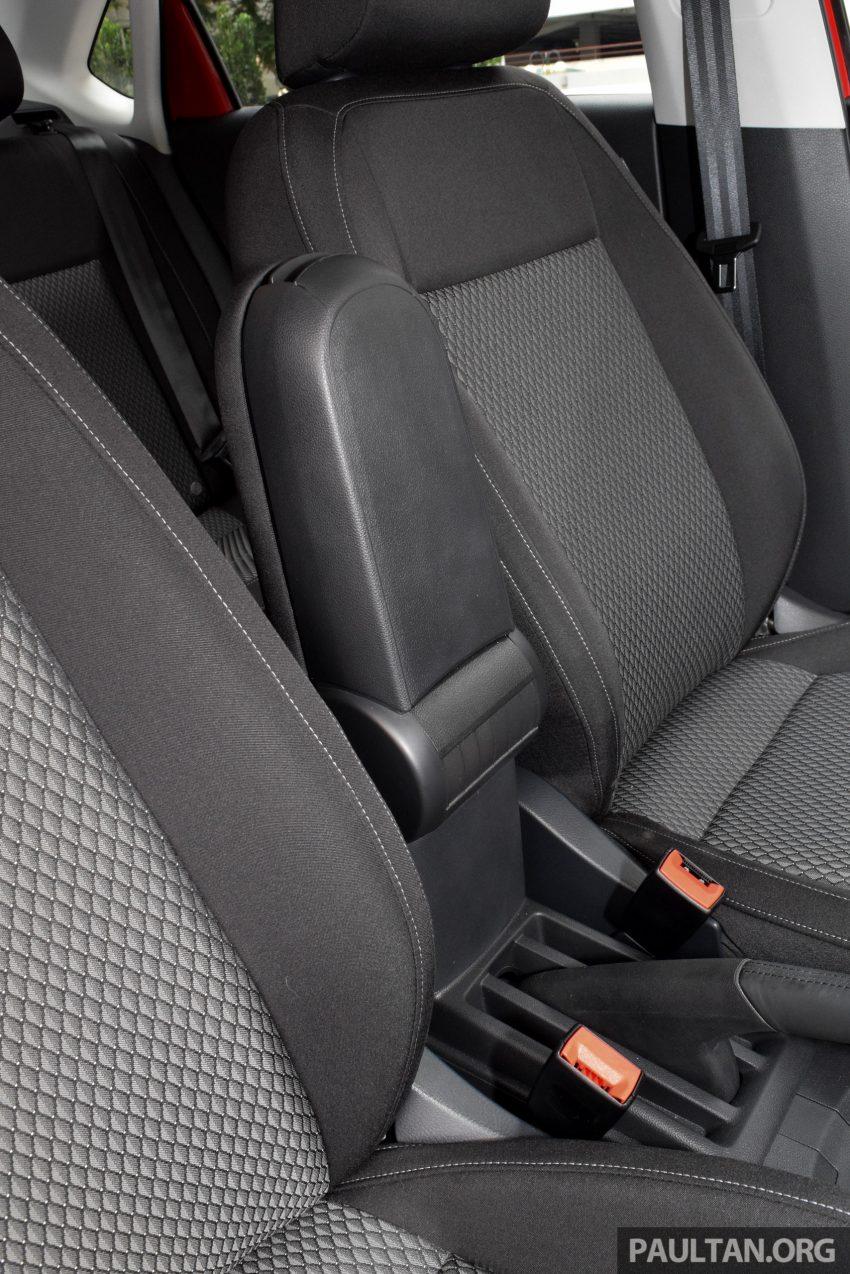DRIVEN: 2016 Volkswagen Vento 1.2 TSI Highline Image #511632