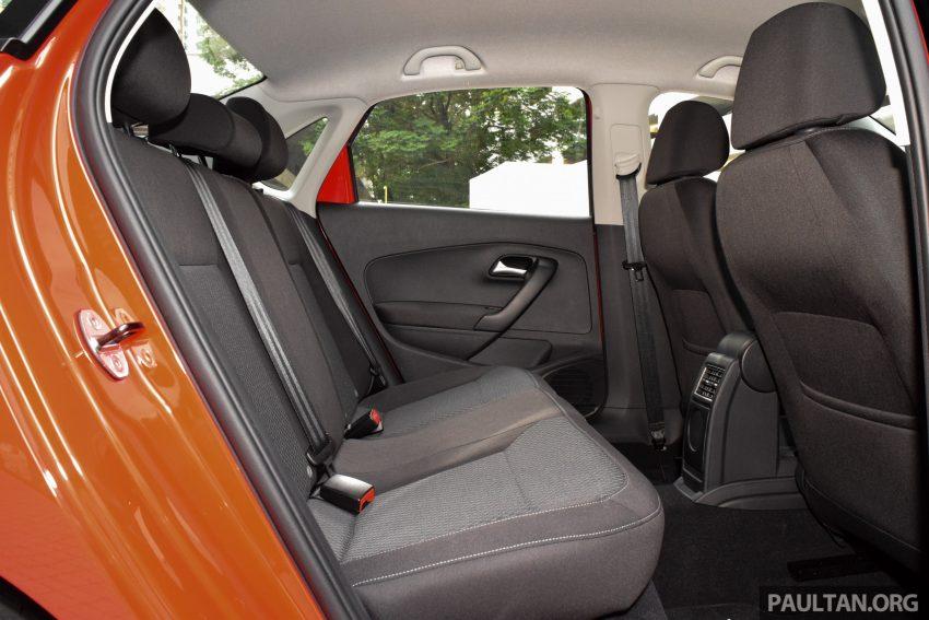 DRIVEN: 2016 Volkswagen Vento 1.2 TSI Highline Image #511637