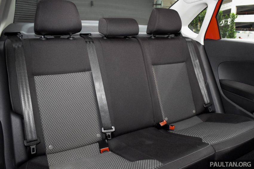 DRIVEN: 2016 Volkswagen Vento 1.2 TSI Highline Image #511638