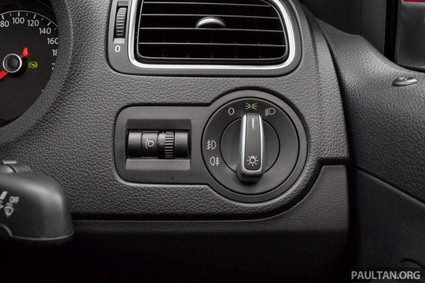 DRIVEN: 2016 Volkswagen Vento 1.2 TSI Highline Image #511619