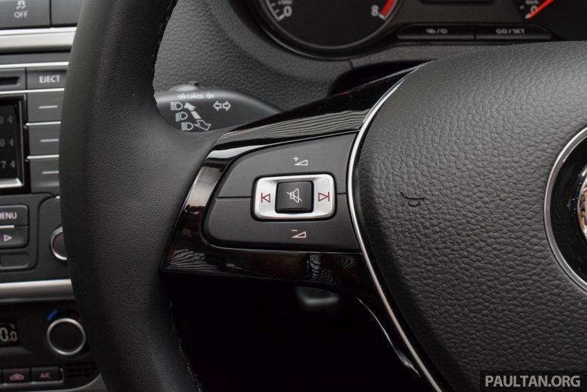 DRIVEN: 2016 Volkswagen Vento 1.2 TSI Highline Image #511623