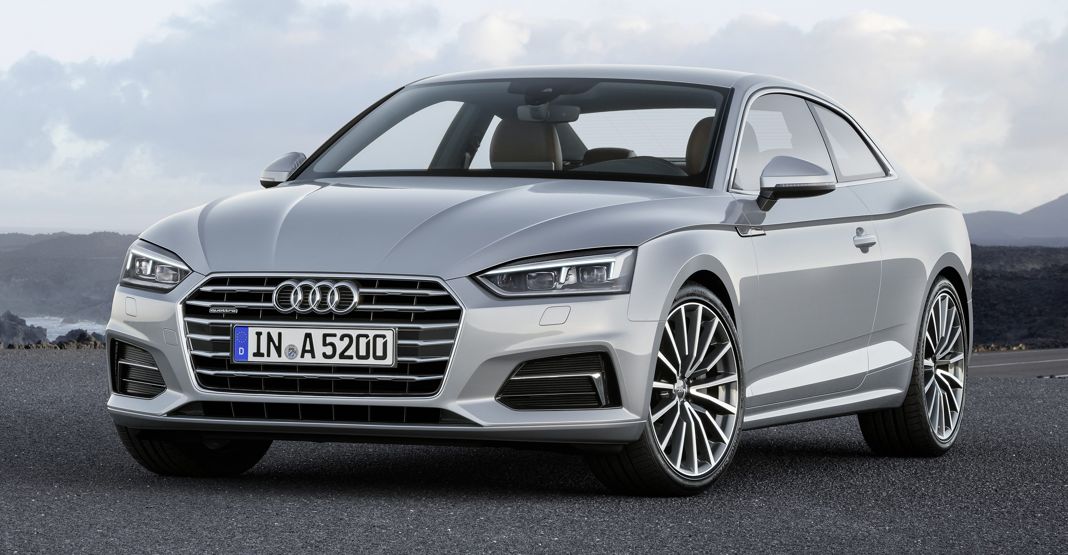 Back to Story: 2017 Audi A5 and S5 Coupé – all-new under the skin
