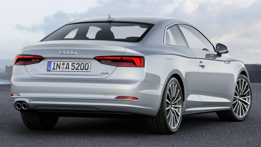 2017 Audi A5 and S5 Coupé – all-new under the skin Image 502983