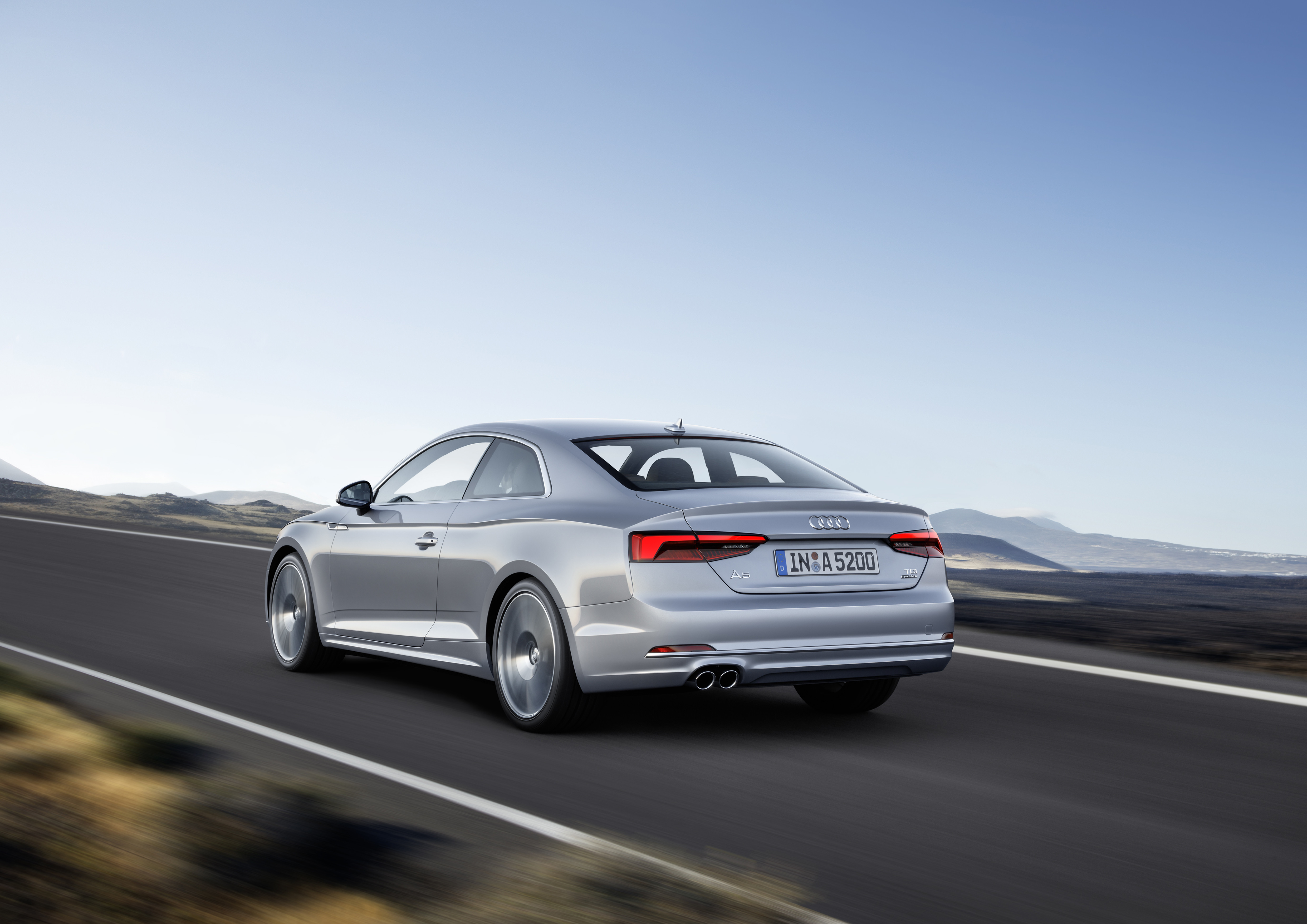 2017 Audi A5 And S5 Coup 233 All New Under The Skin Image