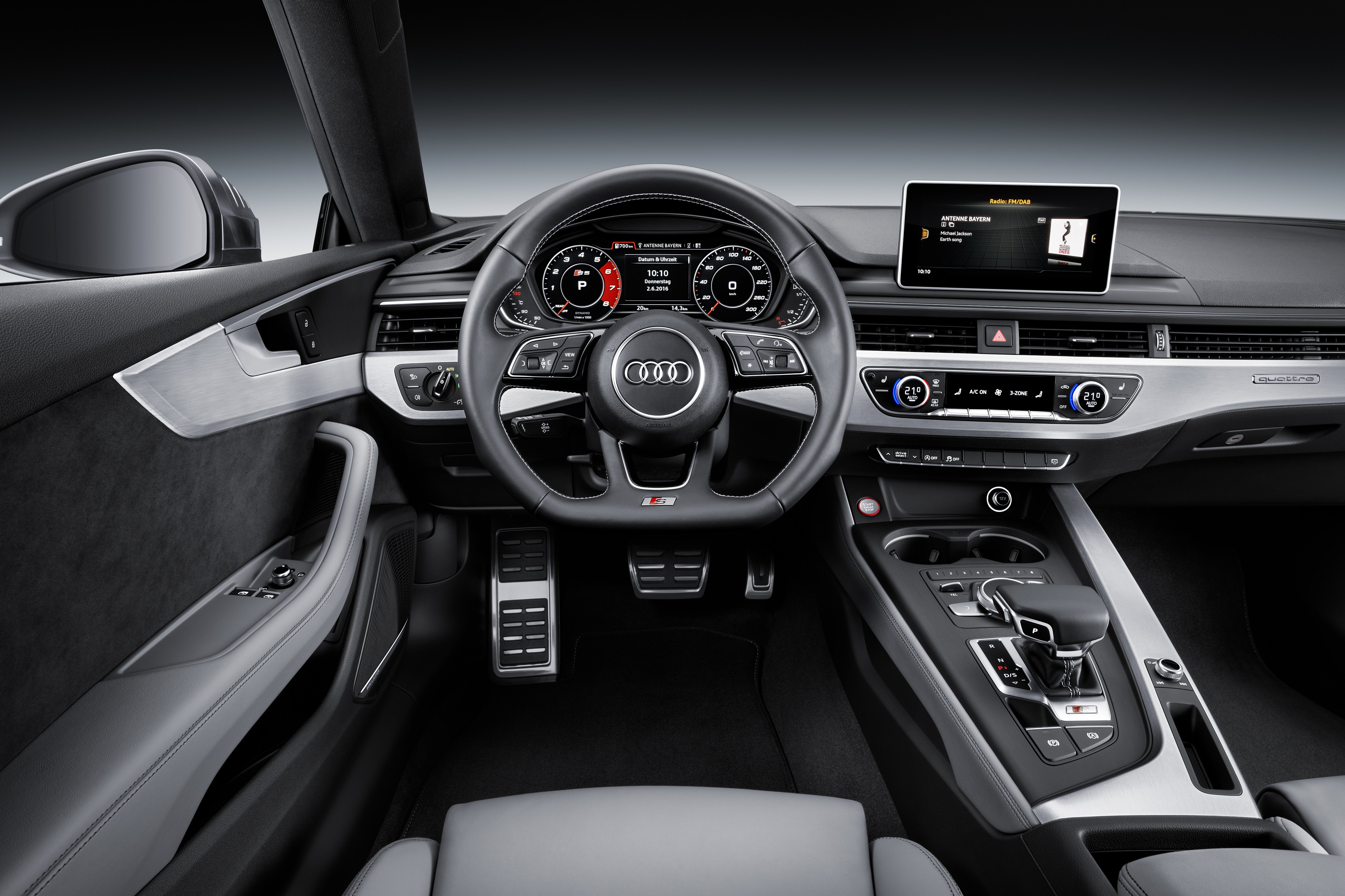 2017 audi a5 and s5 coup all new under the skin image for Interieur q5