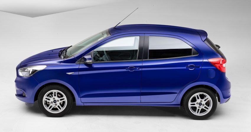 Ford KA+ makes European debut – it's the Figo Image #505178
