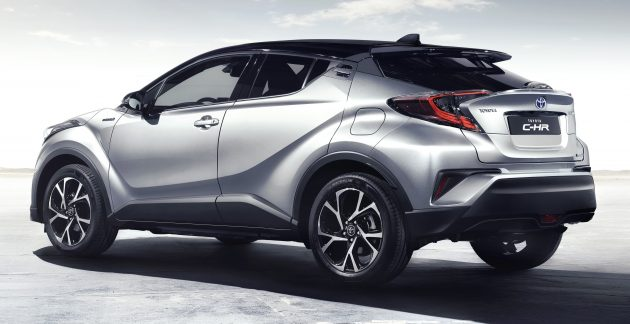 Toyota Suv Chr Image Gallery Hcpr