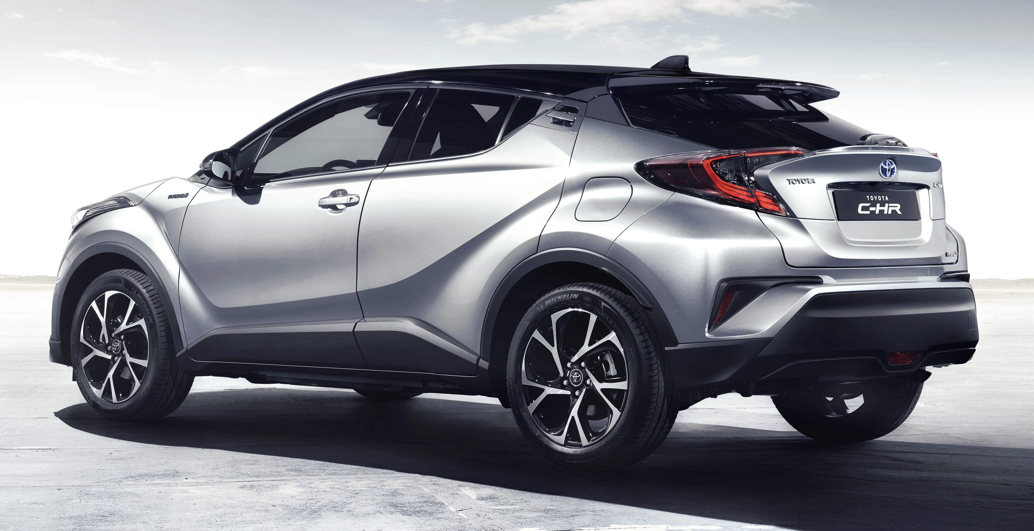 hr in toyota The toyota c-hr (japanese: トヨタ c-hr, toyota shīeichiāru) is a subcompact crossover suv produced by toyota the production of the c-hr started in november 2016.