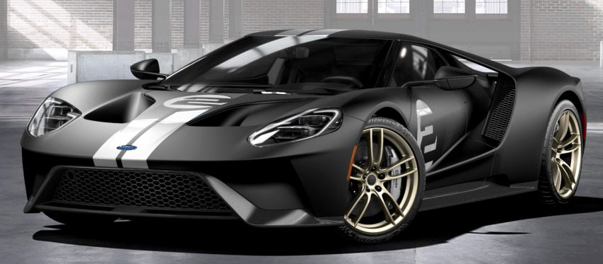 Ford GT '66 Heritage Edition – homage to Le Mans win Image #512980