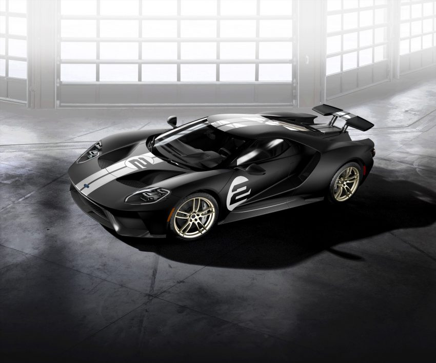 Ford GT '66 Heritage Edition – homage to Le Mans win Image #512982