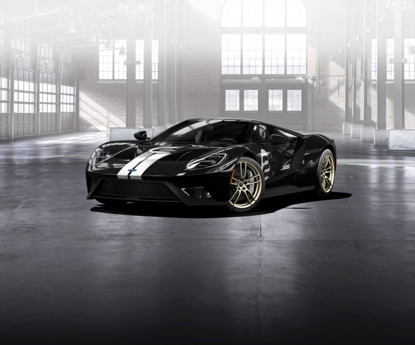 Ford GT '66 Heritage Edition – homage to Le Mans win Image #512986