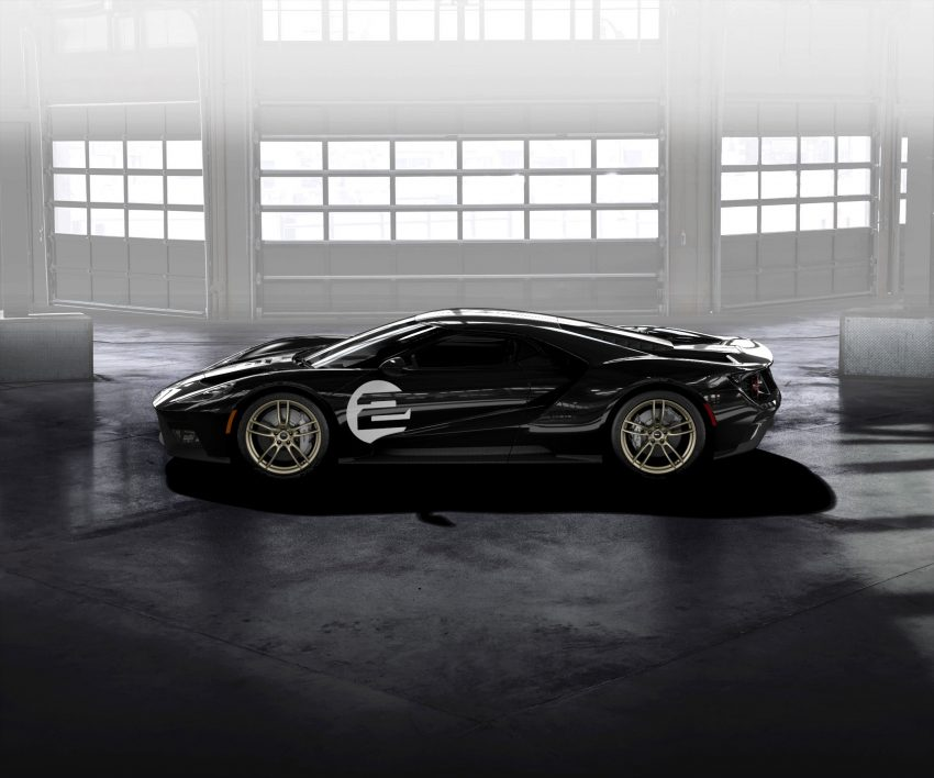 Ford GT '66 Heritage Edition – homage to Le Mans win Image #512988