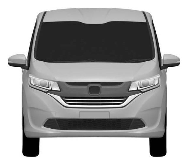 All-new 2016 Honda Freed MPV patent images leaked Image #512584