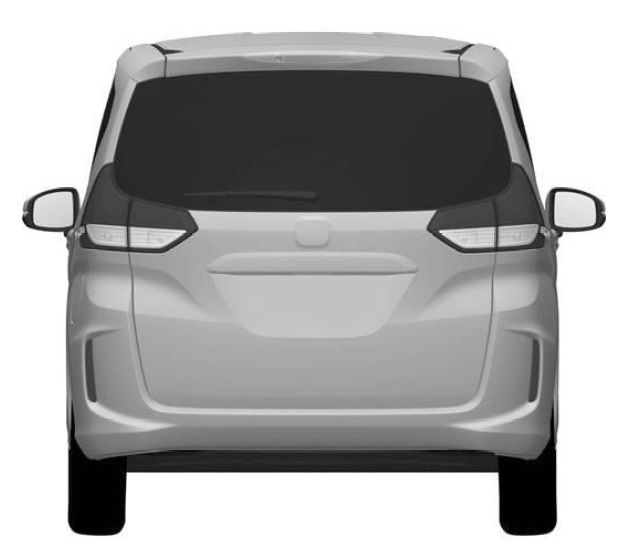 All-new 2016 Honda Freed MPV patent images leaked Image #512585
