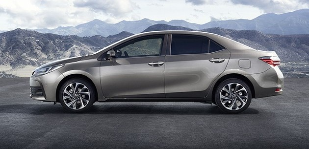 Toyota Corolla 2017 dipertingkatkan – Imej dengan suntikan ringkas dan perincian baharu didedahkan Image #504833
