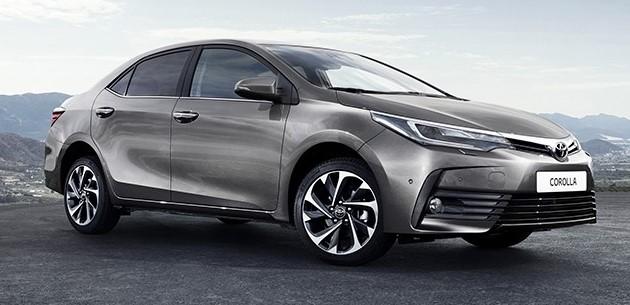 Toyota Corolla 2017 dipertingkatkan – Imej dengan suntikan ringkas dan perincian baharu didedahkan Image #504834
