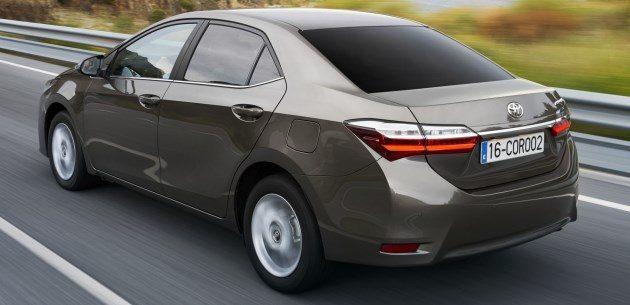 2017 Toyota Corolla facelift 6