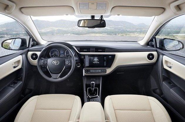2017 Toyota Corolla facelift 7