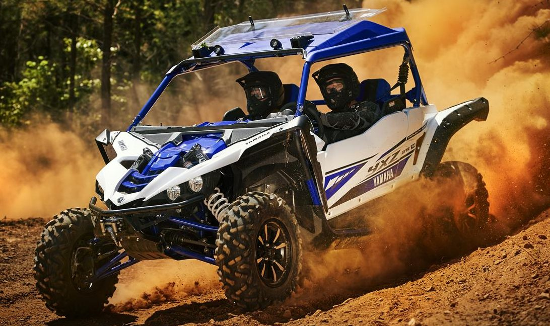 2017 Yamaha Yxz1000r Ss Now With Paddle Shifters Image