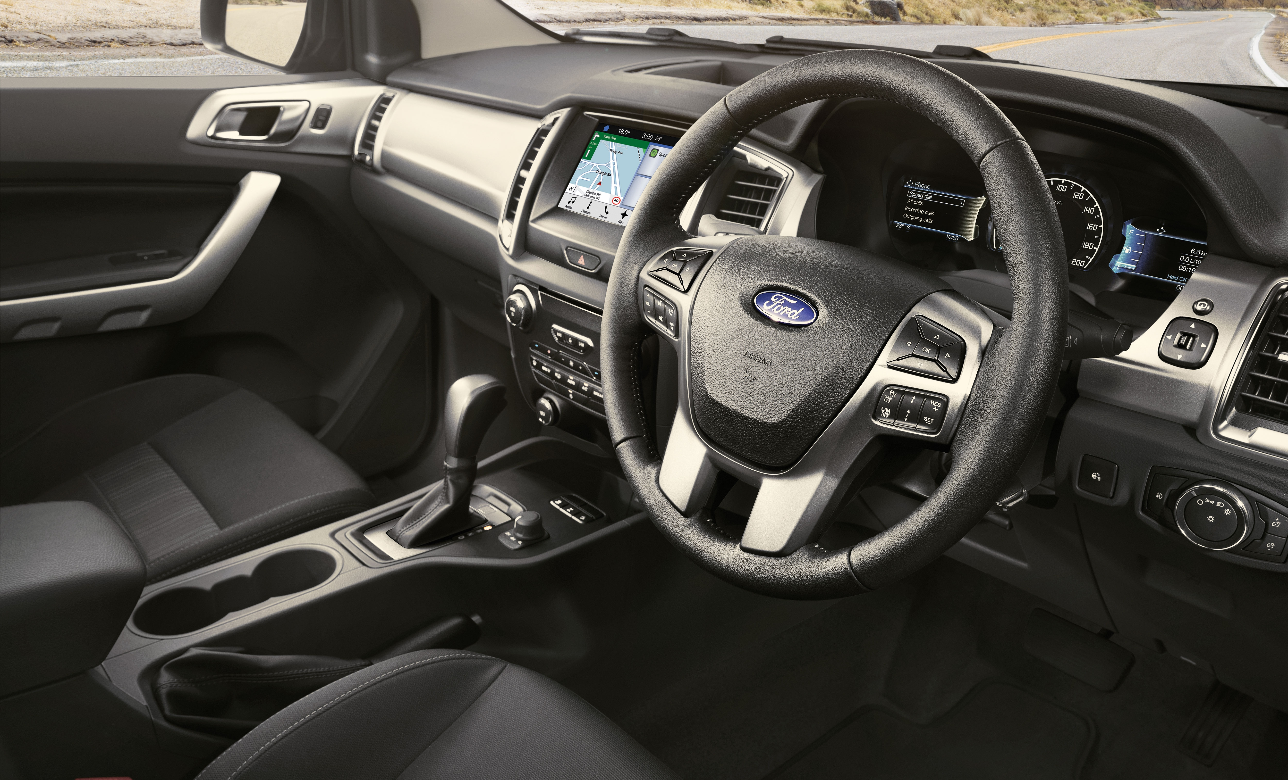 2017 Ford Ranger – Australian update introduces SYNC 3 and new