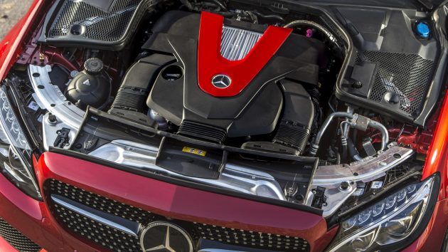 Mercedes-Benz to debut stratified direct fuel injection on