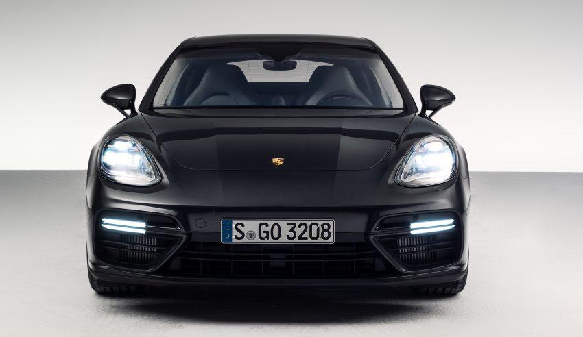 2017 Porsche Panamera – second-gen debuts in Berlin Image #513666