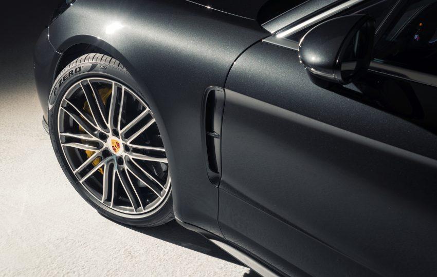 2017 Porsche Panamera – second-gen debuts in Berlin Image #513668