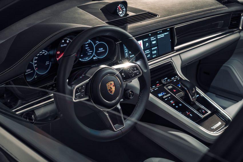 2017 Porsche Panamera – second-gen debuts in Berlin Image #513672