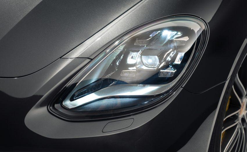 2017 Porsche Panamera – second-gen debuts in Berlin Image #513682