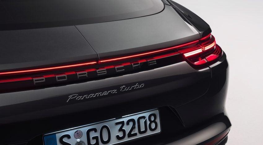 2017 Porsche Panamera – second-gen debuts in Berlin Image #513684