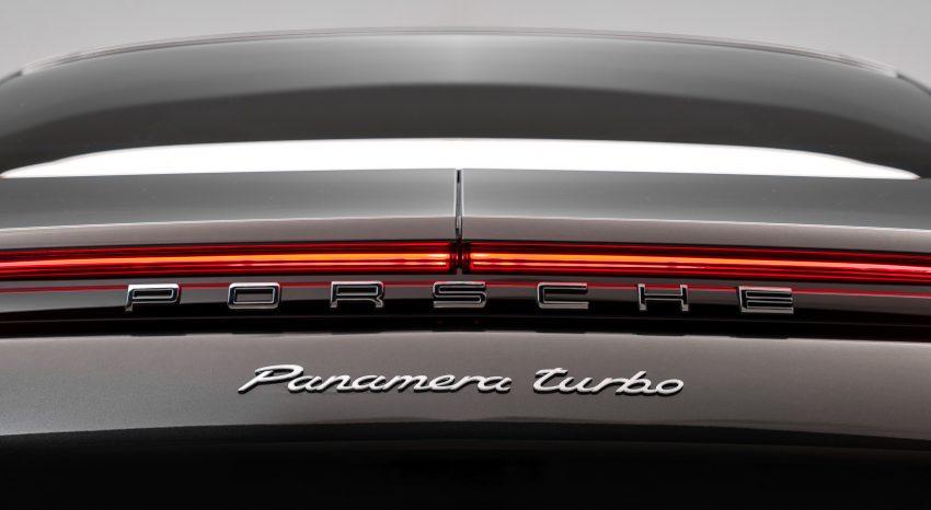 2017 Porsche Panamera – second-gen debuts in Berlin Image #513685