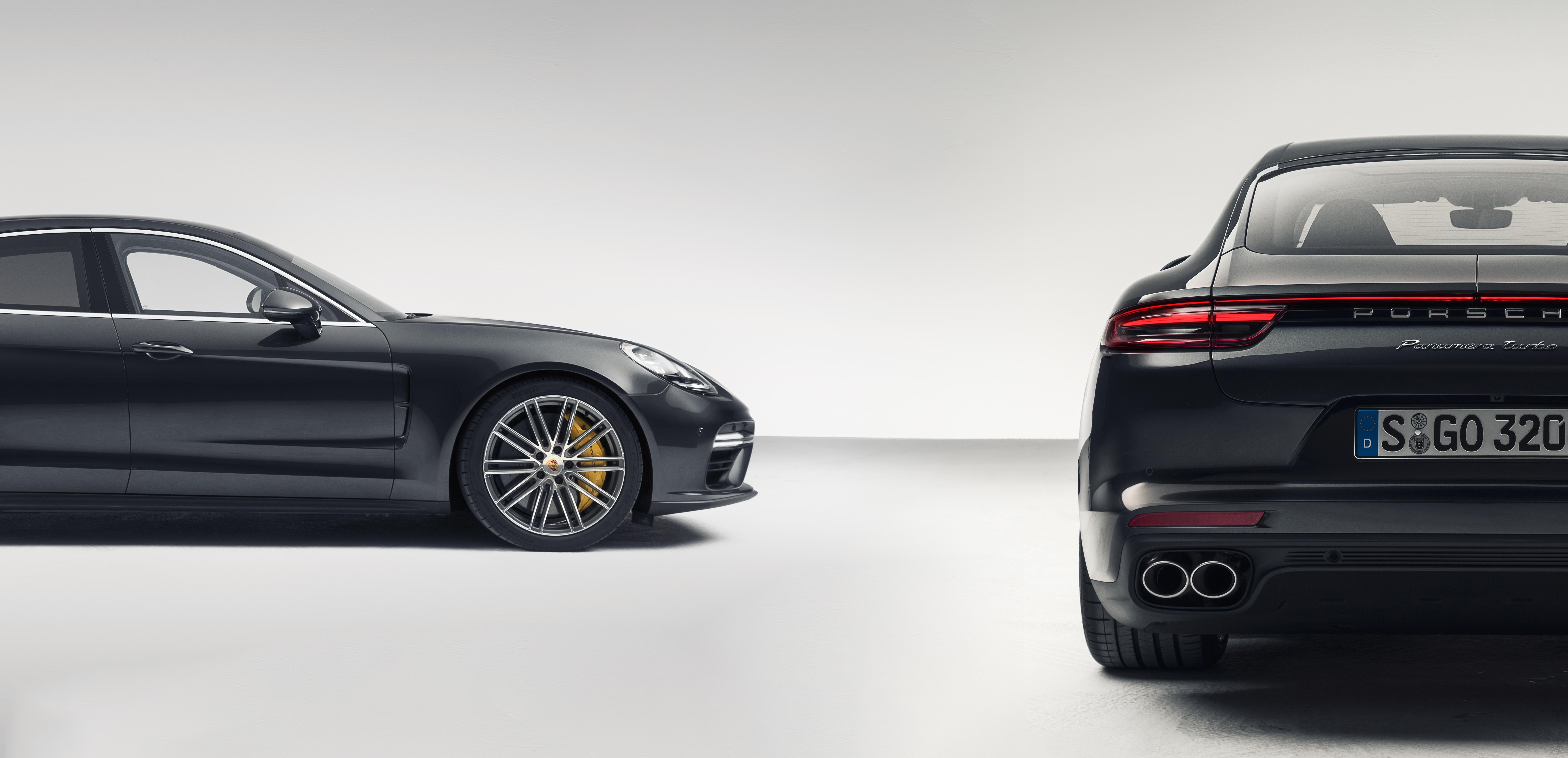 2017 Porsche Panamera Second Gen Debuts In Berlin Paul