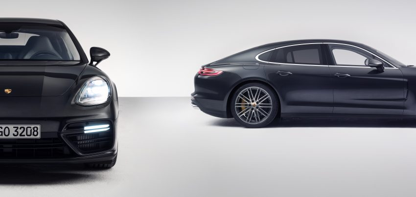 2017 Porsche Panamera – second-gen debuts in Berlin Image #513662