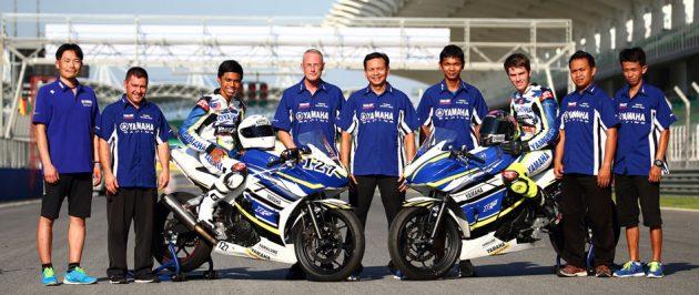 Asia Road Racing Championship Yamaha YZF-R25 - 7