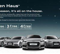 Audi Open Haus Raya promo