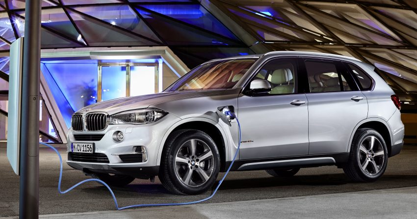 F15 BMW X5 xDrive40e M Sport plug-in hybrid SUV launched in Malaysia – RM388,800 OTR w/o insurance Image #511816