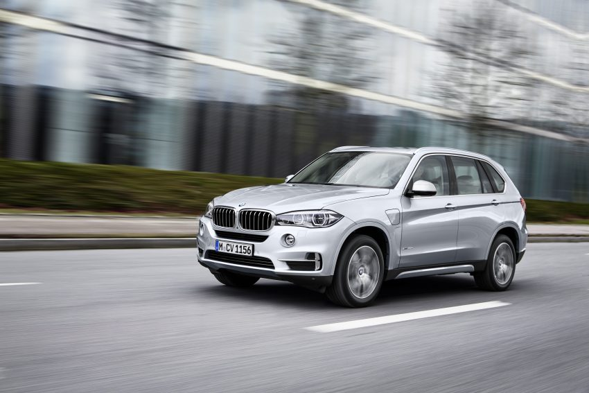 F15 BMW X5 xDrive40e M Sport plug-in hybrid SUV launched in Malaysia – RM388,800 OTR w/o insurance Image #511822