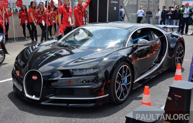 Bugatti Chiron Le Mans 7