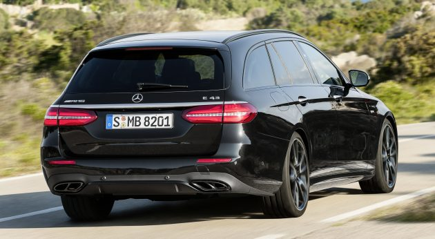 Mercedes E Class All Terrain Allroad Rival Confirmed