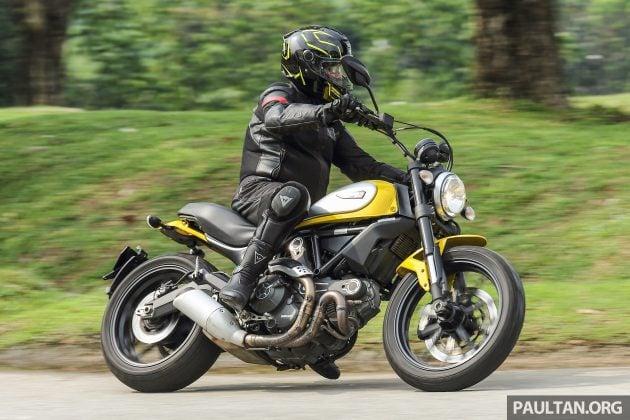 2016 Ducati Scrambler Full Throttle