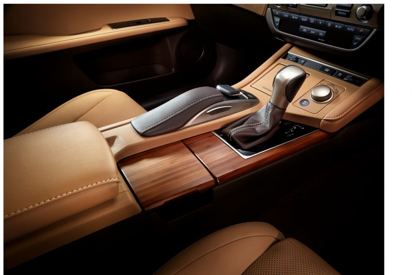 Lexus Malaysia introduces limited-edition ES250 Luxury – two exclusive colours, only 50 units Image #507280